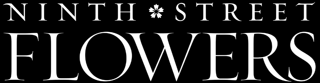 Ninth Street Flowers Logo